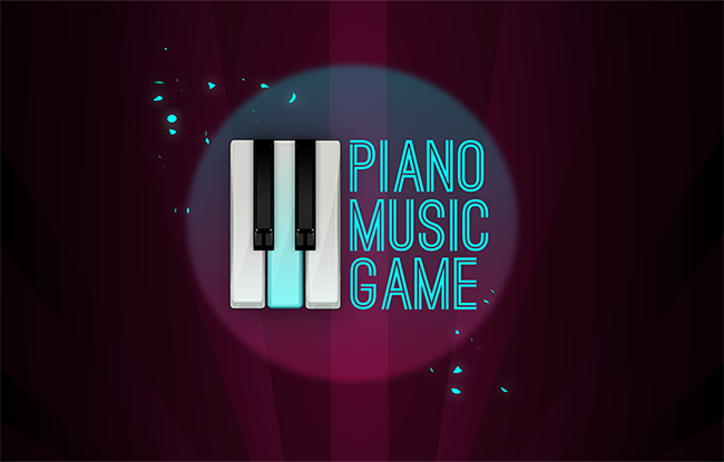 Piano Music Game